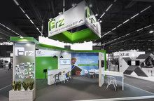 Simple Exhibition Stand Mixer : 47 best booth 2 open side images exhibit design exhibition