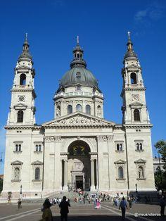 Basílica de São Estevão - Budapeste, Hungria