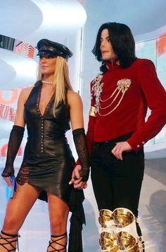 Britney Spears & Michael