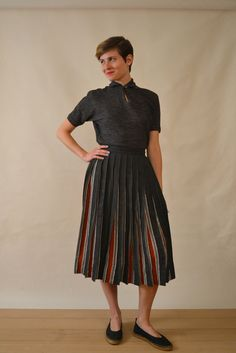 Deborah Jean Skirt by nativen- $98.00