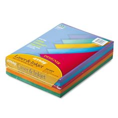 Array Colored Bond Paper - Designer Colors - Art & Colored Copy Paper $19.05