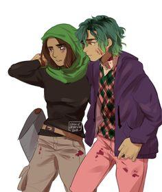 Sam and Alex, Children of Loki