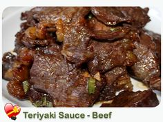 Homemade Teriyaki Sauce - ILoveHawaiianFoodRecipes