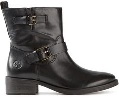 Tory Burch ankle boot. Perfect for the fall season. For only $242.79.
