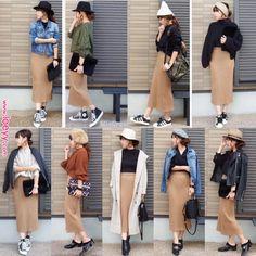 chako|ORiental TRafficのパンプスを使ったコーディネート « Loeyy 40s Fashion, Japan Fashion, Modest Fashion, Girl Fashion, Womens Fashion, Chic Outfits, Spring Outfits, Fashion Outfits, Inspired Outfits