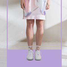 We've paired the Gradient Splash Silk Kimono with alphabet socks and the Light Up LED shoes (Pre-order only!) #limedrop #fashion #melbourne #socks #liveinfullcolour