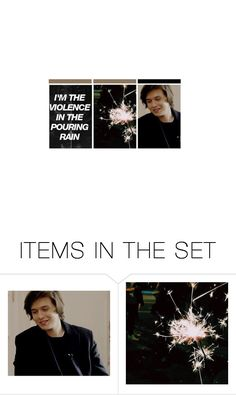 """""""WHERE A BOY LIVES BEHIND BRICKS."""" by yellowskies ❤ liked on Polyvore featuring art"""