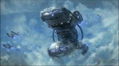 Mass Effect: Andromeda Ep. Meridian - The Way Home Pt. Andromeda Mass Effect, Science Fiction Games, Edge Of The Empire, The Way Home, Ship Art, Monster Hunter, Sci Fi Art, Art Pages, Wallpaper Backgrounds