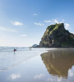 The Māori call them mākutu, or witchcraft, because in New Zealand the roads are magical. One minute they surface, unfolding along pastoral foothills; New Zealand North, Read News, Lonely Planet, Planets, Travel Tips, Island, World, Beach, Water