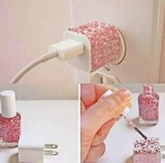 Image de diy, charger, and ideas
