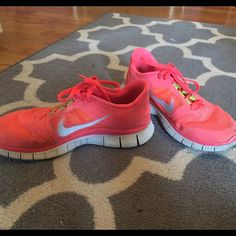 f4900b62c4a5 Remember that time when you really wanted a pair of bright pink Nike ...
