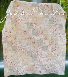 moda simplicity baby quilts pinterest rh pinterest com shabby chic baby quilt pattern shabby chic baby quilt fabric