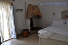 Casa Camini - sypialnia