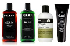 In this guide, you'll learn how to choose a men's face wash that's a good fit for you. (Approximately a 3-minute read.)