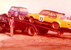 Gollop's Triumph Dolomite Vintage Race Car, Rally Car, Hot Rods, Race Cars, Times, Drag Race Cars
