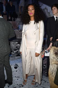 Solange Knowles in H&M