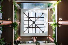 üveg kupola