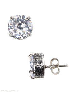 Jewelry Box by Silpada Designs | Earrings | Crown Jewel Studs