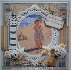 Tineke's kaartenhoekje - Marianne Design Dies