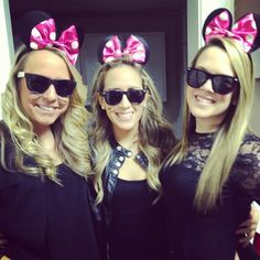Three Blind Mice costumes...idea for the Sud's Run costumes...?