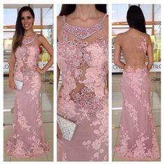 #vestidofesta Tutorial Alana Santos Blogger  Dress Vestido de festa https://www.youtube.com/user/AlanaSantosBlogger/videos