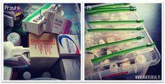 Jak zorganizować lekarstwa raz na zawsze
