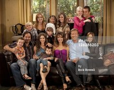 AMC's Kane, Slater-Cambias, Montgomery and Lavery family A.J, Marissa, Gabby, Marinda, Bianica, Emma, Ryan, Greenlee, Jackson.Erica, Ian, Kendall, Zach and Spike