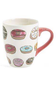 Para los que combinan donut con café
