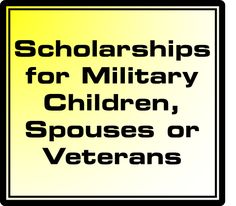 Very good to share! (My Financial Educator at Army Community Service side REALLY likes this! : ) =A Comprehensive Resources List for Scholarships for Military Children, Spouses or Veterans, focusing on the Marine Corps Military Girlfriend, Military Love, Military Spouse, Military Veterans, Military Families, Military Personnel, Military Service, Scholarships For College, Military Scholarships