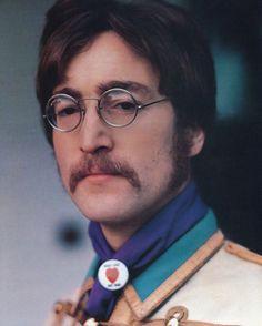 """➕ on Instagram: """"""""Glasses, John"""" #thebeatles"""