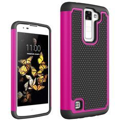 Find More Phone Bags & Cases Information about 2.Anti Knock Durable Dual Layer Phone Case For LG K8 Cover Silicon&Plastic Armor Shockproof 2in1 Back Protector Cell phone Case,High Quality case porsche,China case pallet Suppliers, Cheap case trimmer from Qisubao Store on Aliexpress.com