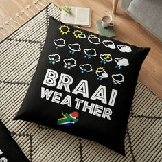 Africa Fashion, Floor Pillows, South Africa, Pillow Covers, Weather, It Is Finished, Prints, Style, African Fashion