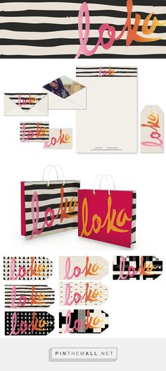 Lokia India Fashion Branding by Chirag Grover | Fivestar Branding Agency – Design and Branding Agency & Inspiration Gallery