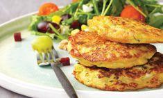 2ª feira: pataniscas de legumes Vegan Vegetarian, Vegetarian Recipes, Healthy Recipes, Healthy Food, Feta, Portuguese Recipes, Portuguese Food, Menu Planning, Salmon Burgers
