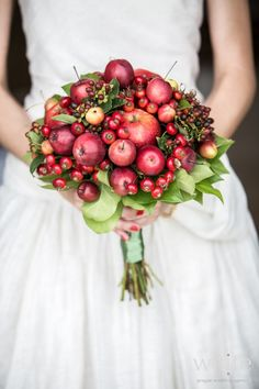 Apple Theme Wedding