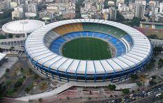 Brasil, estádio Maracanã
