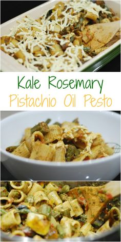 This Vegan Pesto Pasta Recipe is perfect for after work. The pesto comes together fast, & once the pasta is ready the rest of the time is hands off! Raw Food Recipes, Veggie Recipes, Diet Recipes, Vegetarian Recipes, Cooking Recipes, Healthy Recipes, Vegan Meals, Cooking Ideas, Vegan Food