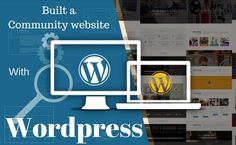 Built a #Community #Website to connect people with similar interest. #Wordpress  visit: https://www.wordsuccor.com/