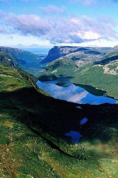 Gros Morne National Park, Newfoundland And Labrador, Canada