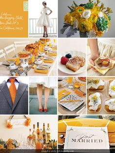 I also came across an idea of having an early wedding and having breakfast served at the reception. I really love this idea.