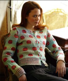 Kaffe Fassett Polka Dot Cardigan kit - Got Yarn! Got Kits! Get Knitting!