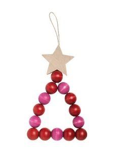 Aarikka Kuusipuu-joulukoriste - KOTI - Stockmann.com Christmas Feeling, Nordic Christmas, Xmas, Christmas Decorations, Christmas Ornaments, Christmas Ideas, Holiday Crafts, Holiday Decor, Arts And Crafts