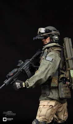 Modern War to Present) =The Punisher's prequel Delta Force in Afghanistan = - OSW: One Sixth Warrior Forum Small Soldiers, Toy Soldiers, Us Army Delta Force, Military Action Figures, Military Special Forces, Punisher, Afghanistan, Diorama Ideas, Model Kits