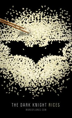 The Dark Knight Rices. Mario Flores.