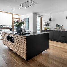 Scandinavian Style, Midcentury Modern, Mawa Design, Island Design, Dream Apartment, Modern Kitchen Design, Diy Kitchen, Kitchen Ideas, Design Projects