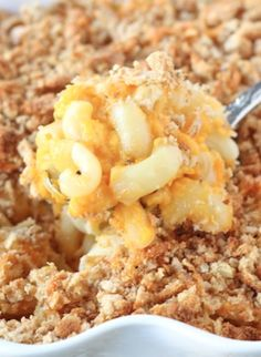 Butternut Squash Mac and Cheese Recipe on twopeasandtheirpod.com.