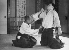"""Beware the big lie! """"The Founder only learned Daito-ryu for three weeks or so!"""" by Stanley Pranin"""