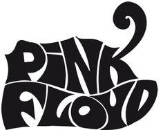 logo Pink Floyd Logo, Band Logos, Logo Sticker, Wall Stickers, Wall Clings, Wall Decals