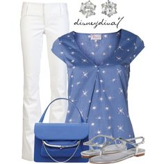 A fashion look from March 2014 featuring Poem tops, Alice + Olivia pants and Dolce Vita sandals. Browse and shop related looks.
