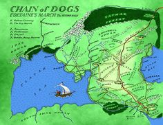 Chain of Dogs 2nd Half